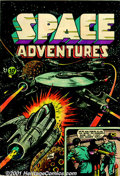 Golden Age (1938-1955):Science Fiction, Space Adventures Group (Charlton, 1952-60). Eight comics from thisSci-Fi title include: #1 GD/VG; #3 VG; #4 GD/VG; #14 VG; ...(Total: 8 Comic Books Item)