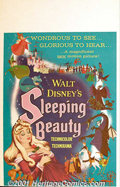 "Movie Posters:Animated, Sleeping Beauty (Buena Vista, 1959) Window Card (14"" X 22"").Disney's stylized telling of this classic Grimm's fairy tale wa..."