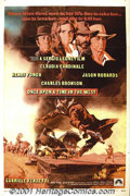"Movie Posters:Western, Once Upon a Time in the West (Paramount, 1969) One-Sheet (27"" X41""). This beautiful poster from the Sergio Leone masterpiec..."