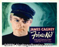 "Movie Posters:Comedy, The Frisco Kid (Warner Brothers, 1935) Title Lobby Card (11"" X14""). This is an early James Cagney vehicle in which he plays..."
