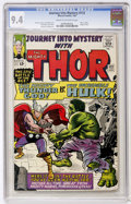 Silver Age (1956-1969):Superhero, Journey Into Mystery #112 (Marvel, 1965) CGC NM 9.4 Cream tooff-white pages....