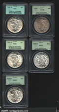 Peace Dollars: , Multiple Coin Lot...