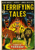 Golden Age (1938-1955):Horror, Terrifying Tales #11 (Star Publications, 1953) Condition: FN....