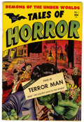 Golden Age (1938-1955):Horror, Tales of Horror #1 (Toby Publishing, 1952) Condition: FN-....