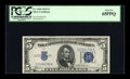 Small Size:Silver Certificates, Fr. 1650 $5 1934 Mule Silver Certificate. PCGS Gem New 65PPQ.. ...