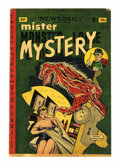 Golden Age (1938-1955):Horror, Mister Mystery #5 (Aragon Magazines, Inc., 1952) Condition: VG....