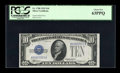 Small Size:Silver Certificates, Fr. 1700 $10 1933 Silver Certificate. PCGS Choice New 63PPQ.. ...
