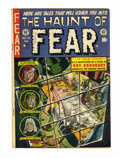 Golden Age (1938-1955):Horror, Haunt of Fear #16 (EC, 1952) Condition: VG....