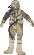 Explorers:Space Exploration, Russian Zvezda Spacesuit with Inner Pressure Layer, IntegratedBoots, and Attached Half Helmet and Gloves...