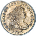 Early Dimes, 1796 10C --Repaired, Tooled, Cleaned--ANACS. AU55 Details....