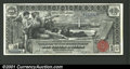 Large Size:Silver Certificates, 1896 $1 Silver Certificate, Fr-224, Gem CU. Well centered, bold...