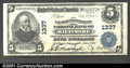 National Bank Notes:Maryland, Farmers & Merchants NB of Baltimore, Maryland, Charter #1337.1...
