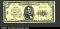 National Bank Notes:Maryland, First National Bank of Baltimore, Maryland, Charter #1413. 1929...