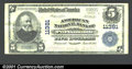 National Bank Notes:Virginia, American National Bank of Portsmouth, Virginia, Charter #11381....