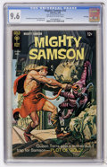 Silver Age (1956-1969):Adventure, Mighty Samson #15 File Copy (Gold Key, 1968) CGC NM+ 9.6 Off-white to white pages...