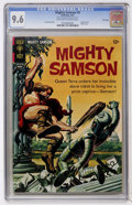 Silver Age (1956-1969):Adventure, Mighty Samson #9 File Copy (Gold Key, 1967) CGC NM+ 9.6 Off-white to white pages....