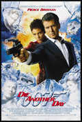 "Movie Posters:James Bond, Die Another Day (MGM, 2002). International One Sheet (27"" X 40"") Double Sided. James Bond Action. Starring Pierce Brosnan, H..."