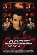 "Movie Posters:James Bond, Tomorrow Never Dies (United Artists, 1997). One Sheet (27"" X 40"").James Bond Action. Starring Pierce Brosnan, Jonathan Pryc..."