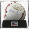 "Autographs:Baseballs, David Ortiz Single Signed Baseball, PSA Mint 9. ""Big Papi"" willforever be a Boston hero after his heroic performance during..."