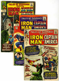 Silver Age (1956-1969):Superhero, Tales of Suspense Group (Marvel, 1965-67) Condition: Average VG.... (Total: 11 Comic Books)
