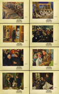 """Movie Posters:Drama, The Little Princess (20th Century Fox, 1939). Color-Glos Lobby CardSet of 8 (11"""" X 14"""").... (Total: 8 Items)"""