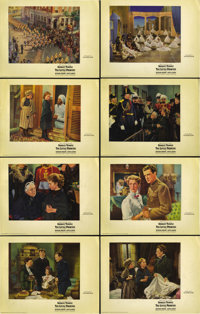 """The Little Princess (20th Century Fox, 1939). Color-Glos Lobby Card Set of 8 (11"""" X 14"""").... (Total: 8 Items)"""