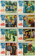 "Movie Posters:War, The Great Escape (United Artists, 1963). Lobby Card Set of 8 (11"" X14"").... (Total: 8 Items)"