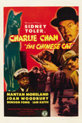 "Movie Posters:Mystery, The Chinese Cat (Monogram, 1944). One Sheet (27"" X 41"")...."
