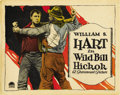 "Movie Posters:Western, Wild Bill Hickok (Paramount, 1923). Lobby Card (11"" X 14"")...."