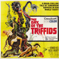 "Movie Posters:Science Fiction, The Day of the Triffids (Allied Artists, 1960). Six Sheet (81"" X81"")...."