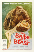 "Movie Posters:Horror, The Bride and the Beast (Allied Artists, 1958). One Sheet (27"" X41"")...."