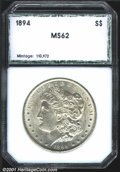 Additional Certified Coins: , 1894 S$1