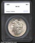 Additional Certified Coins: , 1904 S$1