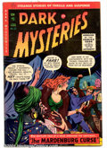 Golden Age (1938-1955):Horror, Dark Mysteries #23 (Magazine Enterprises, 1955). Condition: FN-....