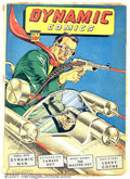 Golden Age (1938-1955):Superhero, Dynamic Comics #9 (Chesler, 1944). Mac Raboy cover. Condition: GD....