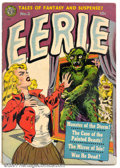 Golden Age (1938-1955):Horror, Eerie #3 (Avon, 1951). Condition: VG....