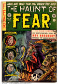 Golden Age (1938-1955):Horror, The Haunt of Fear #18 (EC, 1953). Condition: VG/VG+....
