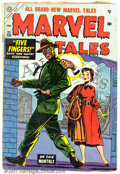Golden Age (1938-1955):Horror, Marvel Tales (1st Series) #131 (Marvel, 1954). Condition: GD/VG....