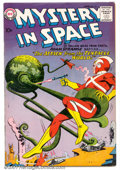 Silver Age (1956-1969):Science Fiction, Mystery in Space #60 Bethlehem pedigree (DC, 1960). Bethlehem copy. Condition: FN....