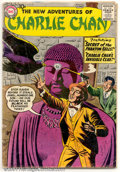 Silver Age (1956-1969):Mystery, The New Adventures of Charlie Chan #1 (DC, 1958). Condition:GD/VG....