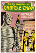 Silver Age (1956-1969):Mystery, The New Adventures of Charlie Chan #2 (DC, 1958). Condition:VG/FN....