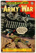 Golden Age (1938-1955):War, Our Army At War #14 (DC, 1953). Condition: VG+....