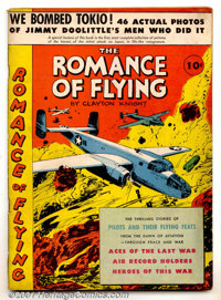 The Romance of Flying #nn (Feature Books 33) (David McKay Publications, 1942). Condition: VG