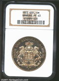 German States:Hamburg, 1903 MS63 NGC. ...
