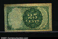 Fractional Currency:Fifth Issue, Fifth Issue 25c, Fr-1308, Fine. Some minor rust spots are prese...