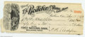 Miscellaneous:Checks, 1904 First National Bank of Bellaire, OH, payable by the T.A. R...