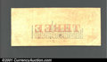 Obsoletes By State:Iowa, 1857 $3 Dubuque Central Improvement Company, Dubuque, IA, VF+. ...