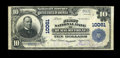 National Bank Notes:Virginia, Rural Retreat, VA - $10 1902 Plain Back Fr. 628 The First NB Ch. #10061. ...