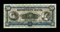 Canadian Currency: , Toronto, ON- The Dominion Bank $50 Jan. 2, 1925 Ch. # 220-22-04....