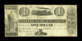 Canadian Currency: , St. Johns, LC- Farmers Bank of St. Johns $1 Dec. 5, 1837 Ch. #295-10-02. ...